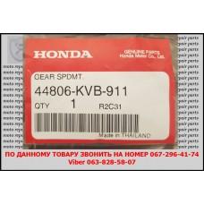 Шестерня привода спидометра оригинал Honda Lead 110, NSC 50, СG 125, Zoomer (44806-KVB-911)