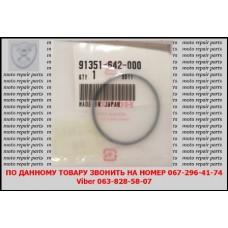 Кольцо уплотнительное чашки торкдрайвера заднего вариатора ( 38,5Х2) Honda PCX150, LEAD AF48/JF06(91351-642-000)
