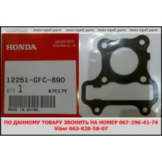 Прокладки (прокладка) головки цилиндра Honda  AF 62