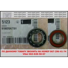 Подшипник заднего вариатора Honda Lead 110сс.(91002GA7701)