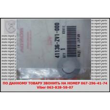 Дистанционная шайба(1mm) червячного вала лодочного мотораHonda 4.5 b 5 (41135-ZV1-000).