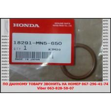 Прокладка выхлопного коллектора Honda Gold Wing 1500cc (18291-MN5-650).