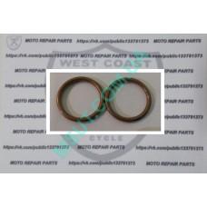 Выжимные кольца выхлопной трубы Honda Silver Wing 400-600сс , СВ 400, СВR 600 (18291-MN4-920)