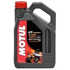 Motul 7100 4t 15w50 4L, синтетика.