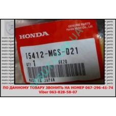 Масляный фильтр АКП  Honda  (15412-MGS-D21)