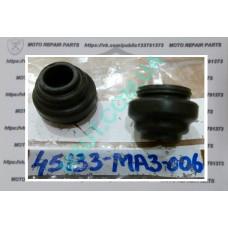 Пыльник направляющего суппорта Honda (45133-MA3-006). Оригинал!