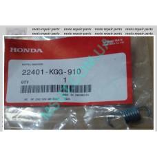 Пружина колодок сцепления заднего вариатора Honda SH150 (22401-KGG-910).