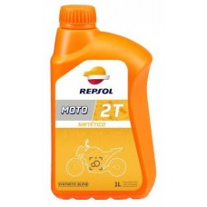 Масло моторное 2Т Repsol MOTO SINTETICO 2T, 1л (RP150W51)