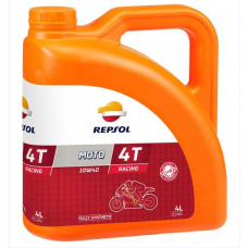 Масло моторное 4Т Repsol MOTO RACING 4T 10W40, 4л (RP160N54)