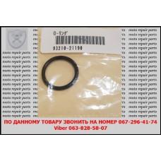 Уплотнительное кольцо системы охлаждения ( трубки), Yamaha T-Max 500 (93210-21190)
