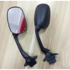 Зеркала  Л+П (HC-611) TMAX 530 (2012) черные (короткие)
