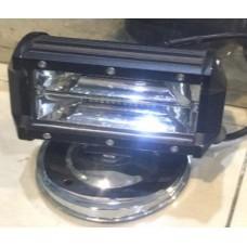 Доп-свет ЛАМПА LED 24W(металл) ШИРОКАЯ 2полосы