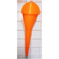 Лейка топливная (оранжевая)