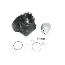 Цилиндр+поршень ЦПГ к-т JF06 HONDA LEAD100 (51мм)  MSU