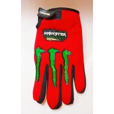 Перчатки с пальцами