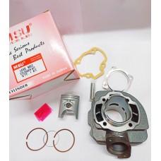 Цилиндр+поршень ЦПГ к-т HF05 HONDA LEAD90 (48мм) MSU