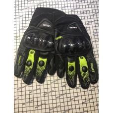 Перчатки с пальцами SUOMY  (карбоновая вставка) XXL,XL,L