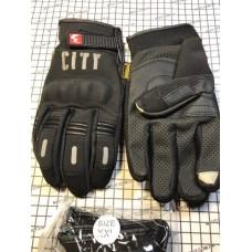 Перчатки с пальцами CITY