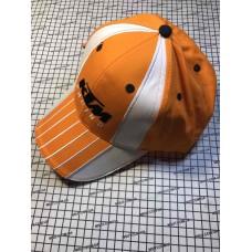 Кепка KTM бело-оранж