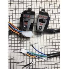 Переключатели руля пара CG125