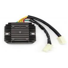 Регулятор напряжения HONDA CB400 оригинал с проводами 3+2