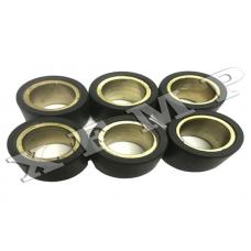 Ролики (HONDA SH150cc) - ролики к-т 20*15  17g.