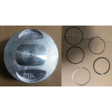 Поршневой к-т HONDA SH125  ( 52,4мм.) STD  в сборе ОРИГИНАЛ 13101-KGF-900