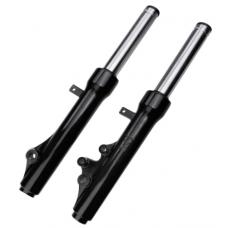 Передний аммортизатор (вилка) SUZUKI V125 (51103-33G30) (диск. торм) ОРИГИНАЛ