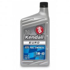 """Масло """"KENDAL"""" GT-1 Euro 5W/40 (дизель) для мотоблоков 1л."""