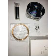 Поршневой к-т HONDA SH300 KTW(72.50mm) 0.50 поршень+кольца, палец 17мм TWH