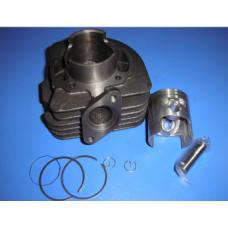 Цилиндр+поршень (цпг)  SEE - L50 -50cc под 10палец