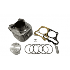 Цилиндр+поршень (цпг)  - SUZUKI V125 33G00 (тефлон)