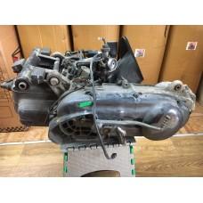 Двигатель в сборе AD110 Япония Б\У