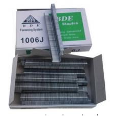 Скобы для степлера пневматического 1008 CH 1уп.