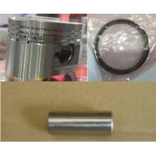Поршневой к-т (поршень+палец+кольца) HONDA SH150\PCX150(2015) STD 13101-KZY-700(A) ОРИГИНАЛ