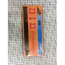 Цепь приводная D.I.D 520H-120L GOLD(золото)