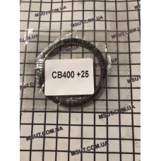 Кольца поршневые HONDA CB400 0.25