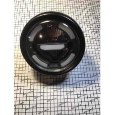 Фара круглая УНИВЕРСАЛЬНАЯ светодиодная LED с радиатором