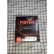 поршневой к-т D-CARD DIO50 HONDA DIO AF 18/27/28/TACT AF 24/30 AF27\18 0,25
