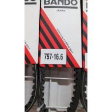"""Ремень 797x16.5 BANDO """"HIGH COPY"""""""