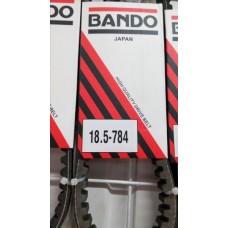 Ремень  LEAD100 2T (JF06) 784x18,5  BANDO