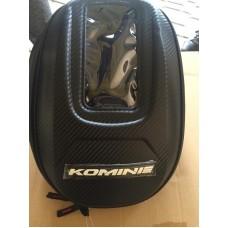 Рюкзак - сумка на бак с магнитами KOMINE