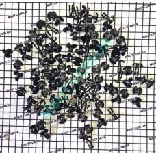 Заклепки пластика КЛИПСА плоская (пластик) 2шт\к-т HONDA