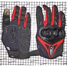 Перчатки с пальцами AXE (ПЛАСТИК.костяшки)