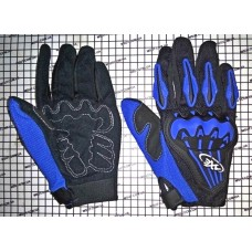 Перчатки с пальцами AXE (резиновая вставка)