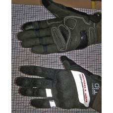 Перчатки с пальцами KOMINE SMART TiP