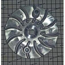 Крыльчатка вариатора  GY-125-150CC отдельно ПРАВИЛЬНАЯ