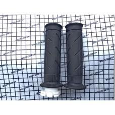 Ручки на руль CB400 Л+П(с пластмасовой вставкой)УСИЛЕННЫЕ