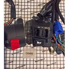 Переключатель руля Л+П HONDA CB400 (CB400) (пара)
