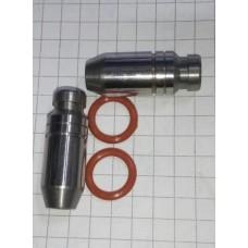 Направляющие клапанов CYGNUS 125СС   4CW  (2шт.\к-т) 4.5мм